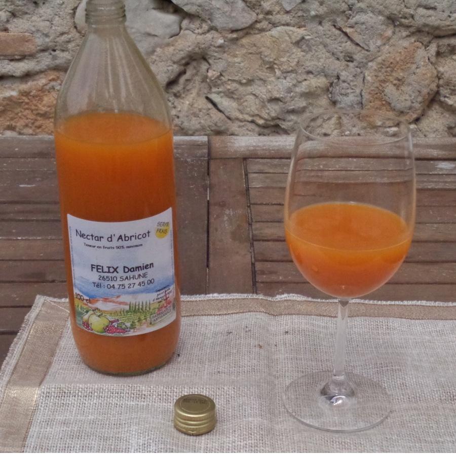 abrikozen nectar