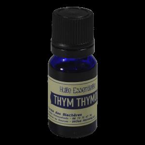 Etherische olie van Tijm thymol Bio 10ml
