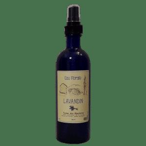 eau florale lavende fineHydrolaat van Lavandin Bio